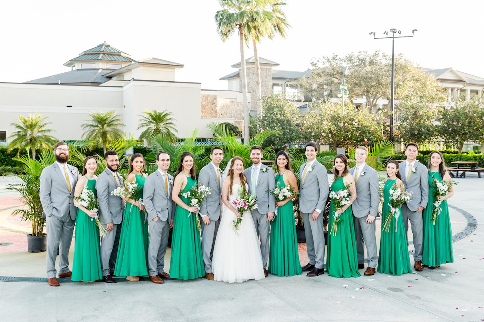 A Unique Wedding at a Seaplane Hangar in Vero Beach, FL