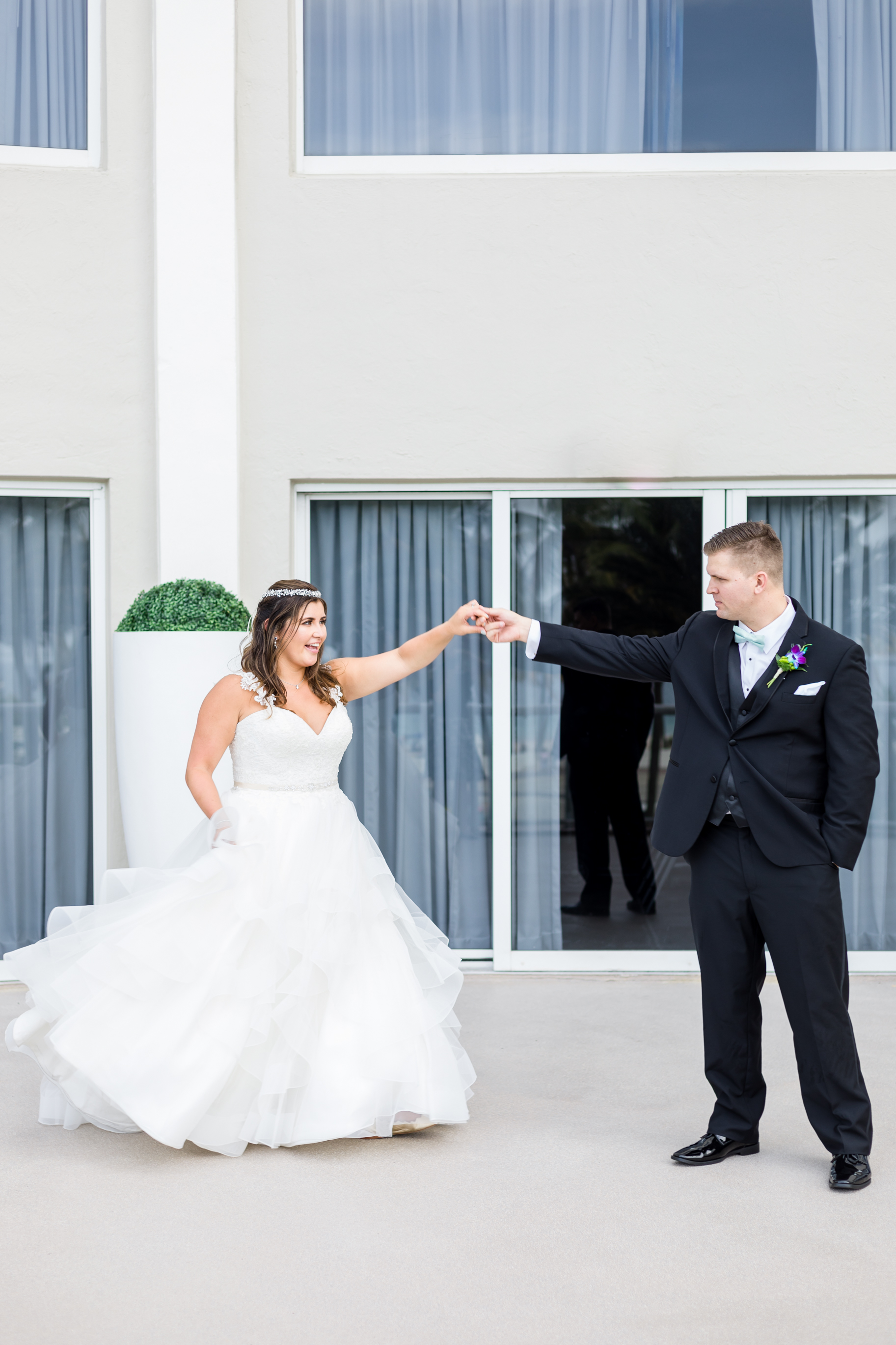 A Coastal Wedding at Sonesta Fort Lauderdale Beach Hotel